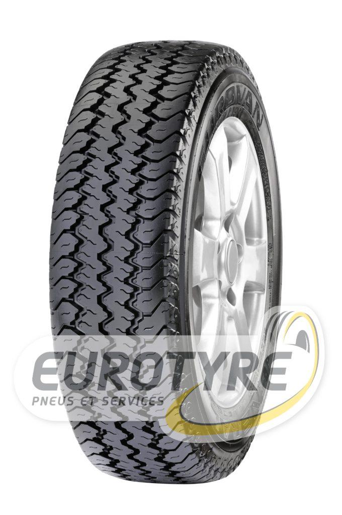 Pneu General Tire Été<br>Eurovan