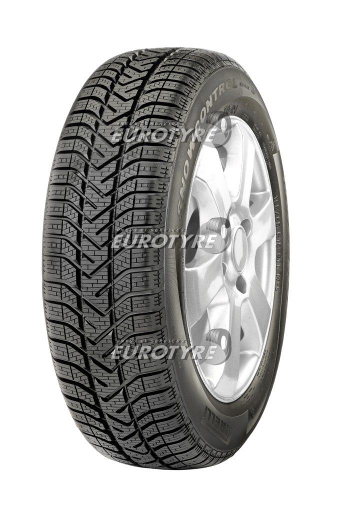 Pneu Pirelli Hiver<br>Winter 190 Snowcontrol Serie 3