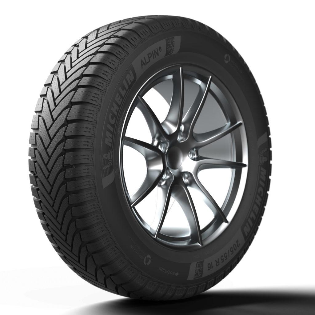 Pneu Michelin Hiver<br>Alpin 6